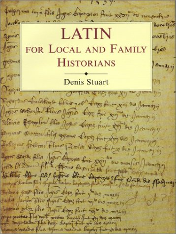 9780850339840: Latin for Local and Family Historians (Beginner's Guides (Phillimore))