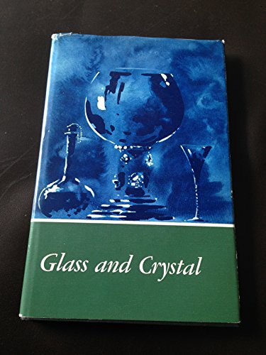 9780850360271: Glass and Crystal: v. 1 (Collectors)