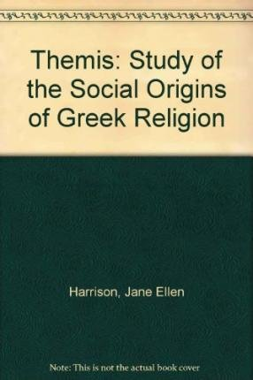 9780850360578: Themis: Study of the Social Origins of Greek Religion