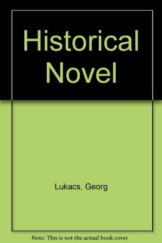 9780850360684: Historical Novel