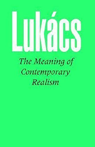 9780850360691: The Meaning of Contemporary Realism
