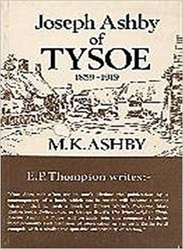 Joseph Ashby of Tysoe 1859- 1919