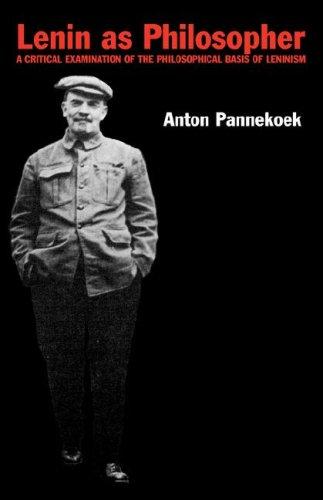 9780850361865: Lenin as Philosopher