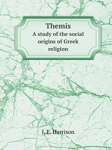 9780850362299: Themis: A Study of the Social Origins of Greek Religion