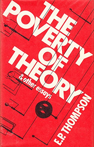 9780850362312: The Poverty of Theory and Other Essays