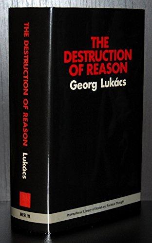 9780850362473: Destruction of Reason