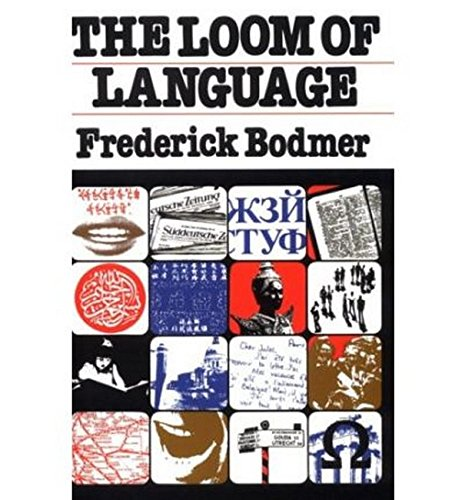 9780850363500: Loom of Language