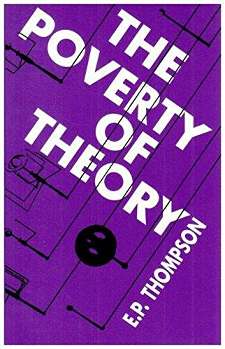 9780850364460: The Poverty of Theory: Or an Orrery of Errors