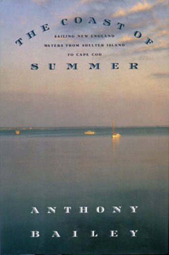 9780850364507: The Coast of Summer: Sailing New England Waters from Shelter Island to Cape Cod
