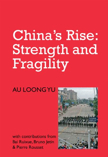 9780850366372: China's Rise: Strength and Fragility (IIRE Notebooks for Study and Research)