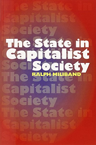 9780850366884: The State in Capitalist Society