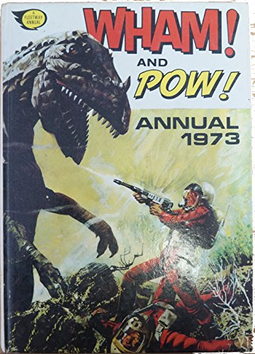 "9780850370355: ""Wham and Pow"" Annual 1973"