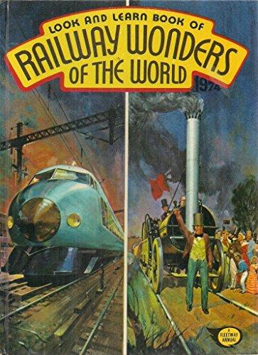 Look and Learn Book of Railway Wonders