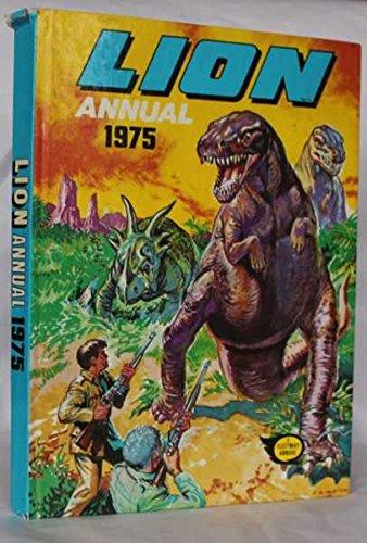 9780850371413: Lion Annual 1975