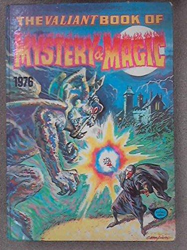"9780850372526: ""Valiant"" Mystery and Magic Annual 1976"