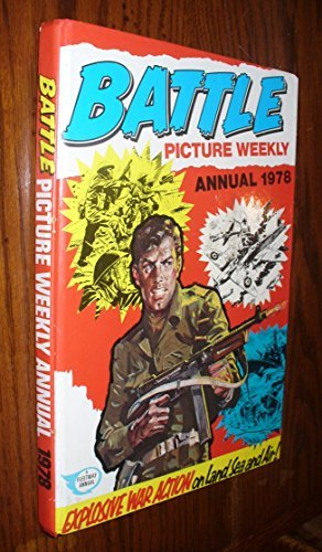 9780850373240: Battle Picture Weekly Annual 1978