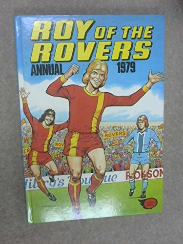 9780850374278: ROY OF THE ROVERS ANNUAL 1979