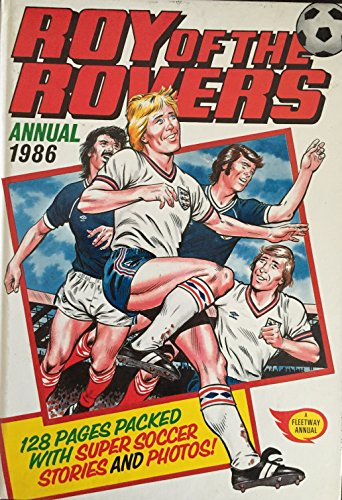 9780850376067: Roy of the Rovers Annual 1986