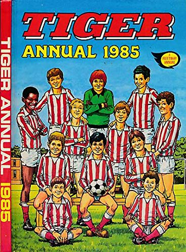 9780850376258: TIGER ANNUAL 1985