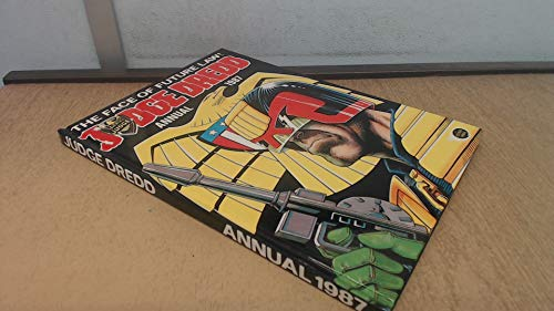 Judge Dredd Annual 1987 (1987) (085037667X) by Peter Milligan