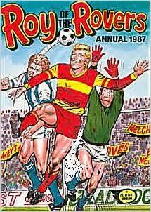 9780850377170: ROY OF THE ROVERS ANNUAL 1987.