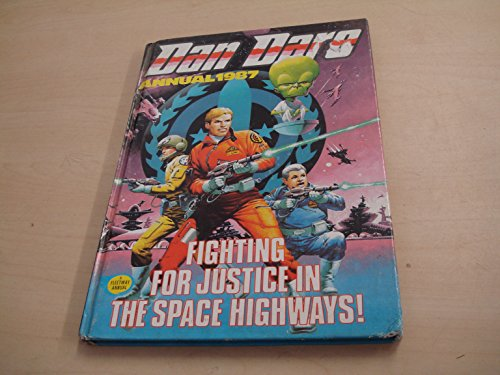 9780850377576: DAN DARE ANNUAL 1987