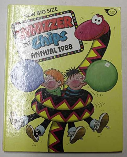 Whizzer And Chips Annual 1988: No stated author