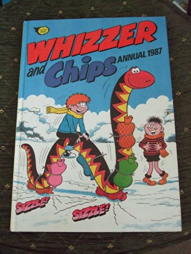 9780850379365: WHIZZER AND CHIPS ANNUAL 1987