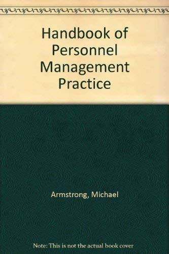 9780850381115: Handbook of Personnel Management Practice