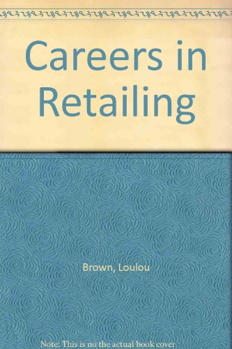 9780850384666: Careers in Retailing