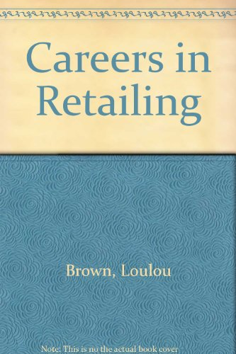 9780850384673: Careers in Retailing