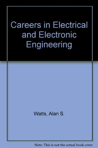 9780850385984: Careers in Electrical and Electronic Engineering