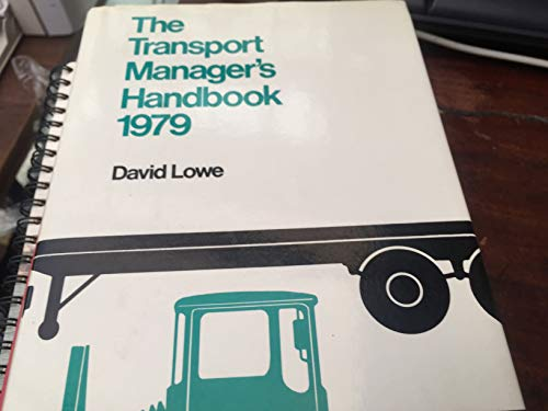 9780850387162: Transport Manager's Handbook 1984