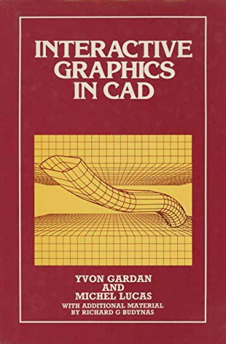 9780850387988: Interactive Graphics in CAD