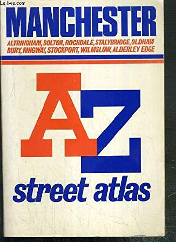 A. to Z. Atlas of Manchester (A-Z: Geographers' A-Z Map