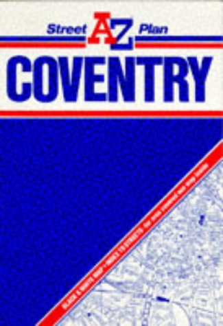 Coventry A-Z Street Plan