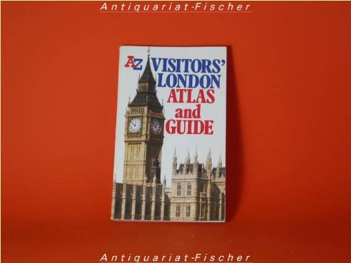 A-Z Visitor's London Atlas and Guide (London guides)