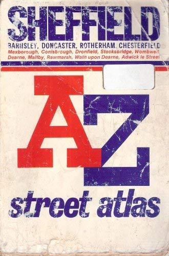 A. to Z. Street Atlas of Sheffield: Geographers A-Z Map