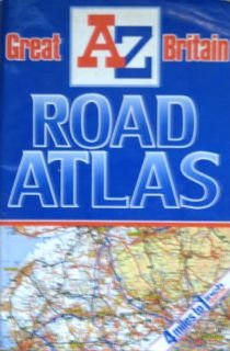 Great Britain Road Atlas: Geographers' A-Z Map