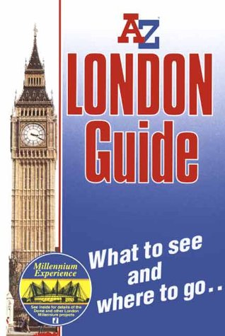 A. to Z. London Handy Guide and: Geographers A-Z Map