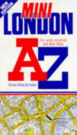 Title: A to Z Mini London Street: Geographers A-Z Map