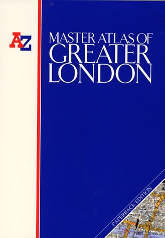 9780850393149: A. to Z. Master Atlas of Greater London