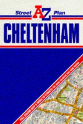 9780850393828: A. to Z. Street Plan of Cheltenham (Street Plans)