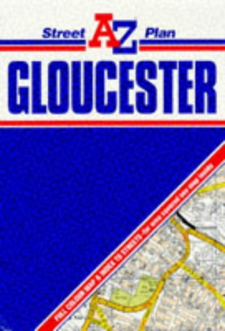 9780850393835: A. to Z. Street Plan of Gloucester (Street Plans)