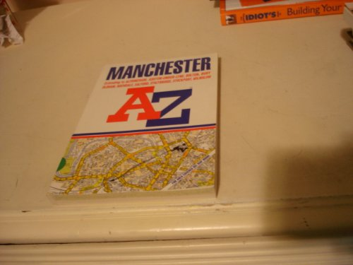 A. to Z. Street Atlas of Manchester: Geographers A-Z Map
