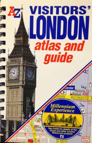 A-Z Visitors Guide and Atlas Hb (Street: Geographers' A-Z Map