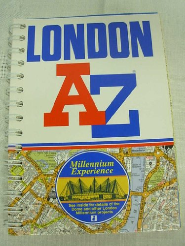 A. to Z. London Street Atlas: Geographers A-Z Map