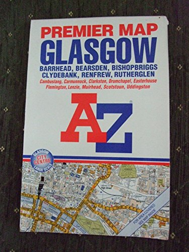 A. to Z. Glasgow Street Atlas Pb: Geographers' a-Z Map