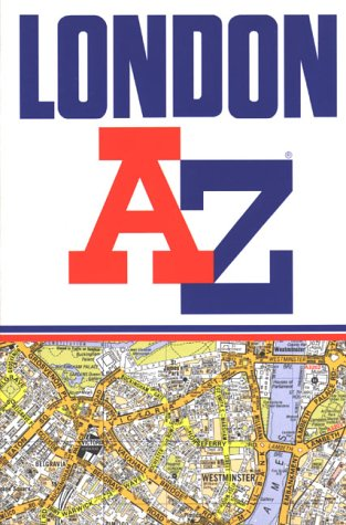 A-Z London: Geographers' A-Z Map