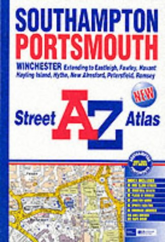 Southampton and Portsmouth Atlas (A-Z Street Maps: Geographers' A-Z Map